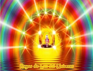 A través de los Rayos de Luz del Universo, la Energía fotónica está transmutando el interior de su Ser para que recuperen las habilidades que les fueron otorgadas junto a sus Derechos de Nacimiento, por la Fuente de Todo Lo Que Es, en el momento de su Creación.