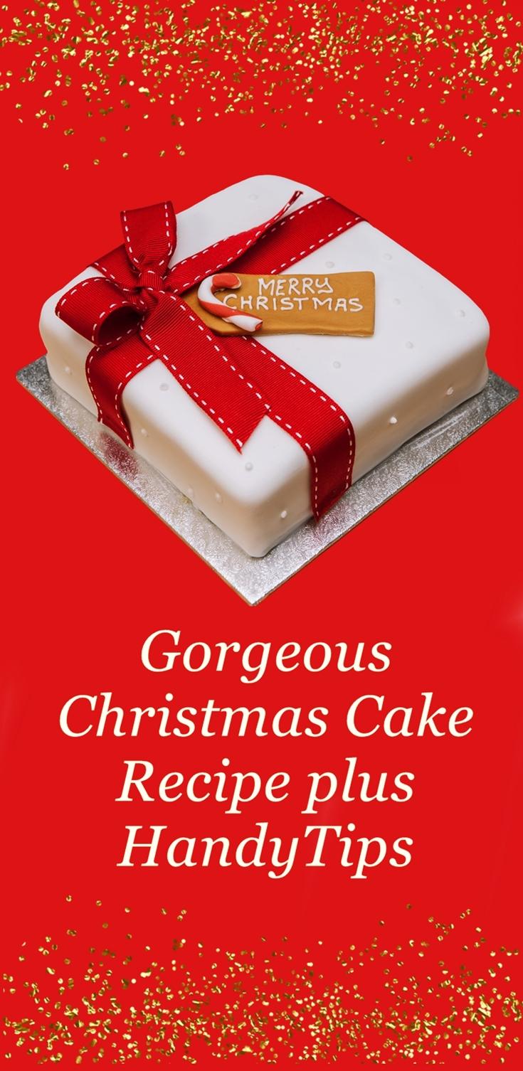 Christmas Cake Recipe Kg Fruit