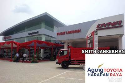 Lowongan Kerja Pekanbaru : PT. Agung Automall November 2017