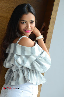 Actress Shweta Basu Prasad Latest Pictures in White Ripped Jeans .COM 0077.JPG