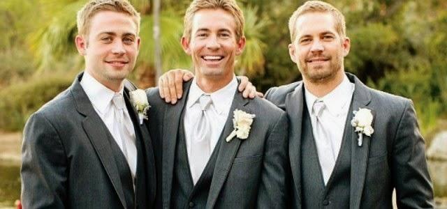 Irmãos de Paul Walker vão ajudar a terminar Velozes e Furiosos 7