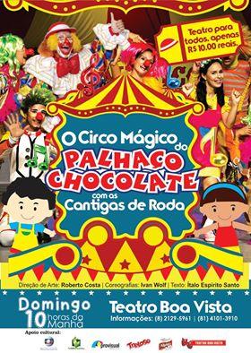 Palhaço Chocolate