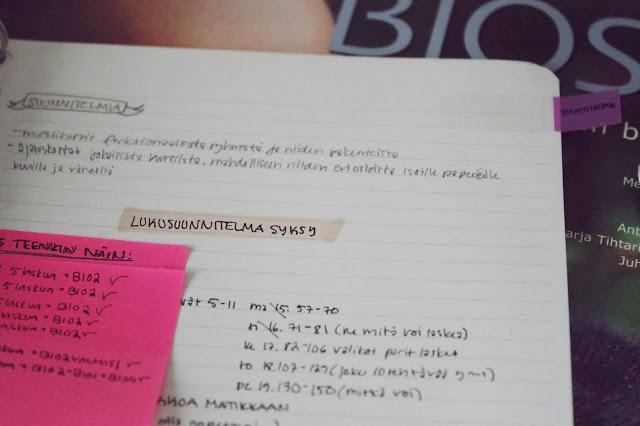 study opiskelu, valokuvaus lääkis pääsykoe 2017