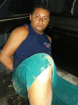 Homem é preso após tomar motocicleta de assalto em Brejo