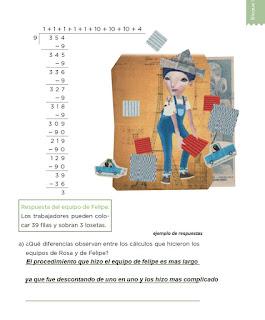 Respuestas Apoyo Primaria Desafíos Matemáticos 4to. Grado Bloque IV Lección 75 ¿Habrá otro?