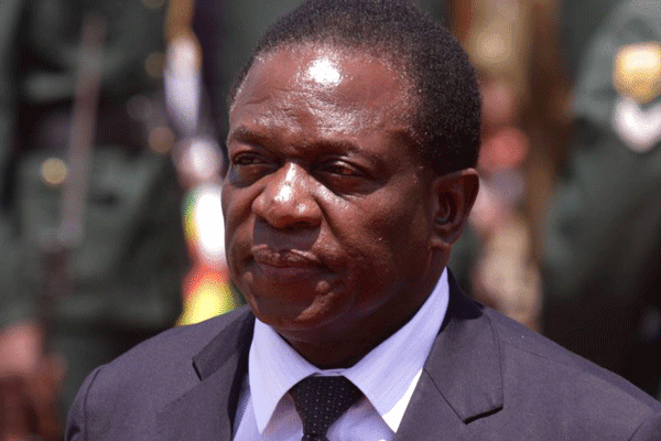 Emmerson Mnangagwa To Return To Zimbabwe On Wednesday, Expected To Be Sworn In As President