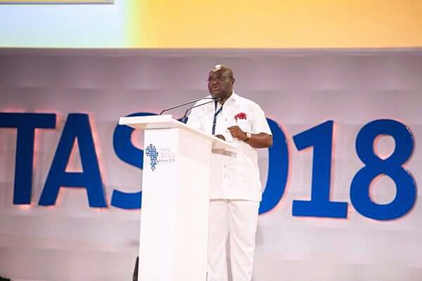 Transform Africa Summit: Ikpeazu calls for collaboration among Africans