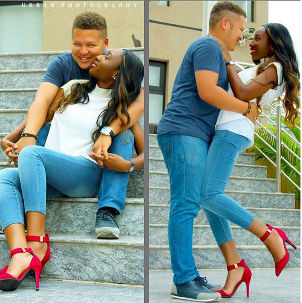 Temitope and Pablo, the lovers who met in Bowen University are now married