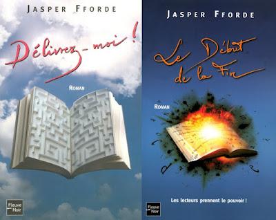 Délivre-moi / Le Début de la Fin / Jasper Fforde/ suite L'Affaire Jane Eyre