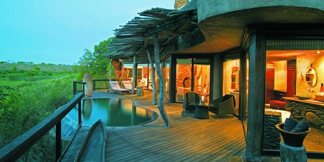 Los más lujosos y mejores hoteles del mundo, Hotel Singita Private Game Reserve
