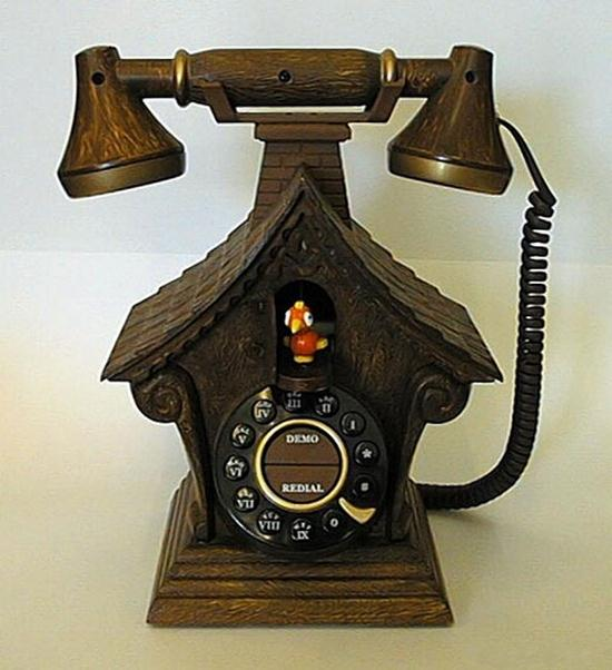 Unusual Telephones - 12 Pics