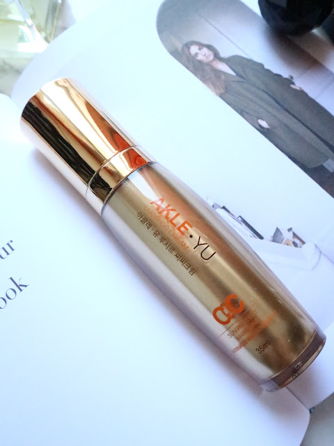 Akle Yu CC Cream Review