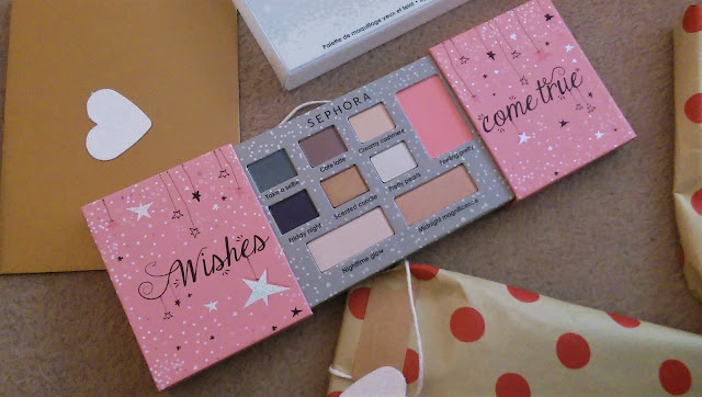 Sephora Wishes Come True Holiday Palette