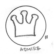 Admire Icon Drawing
