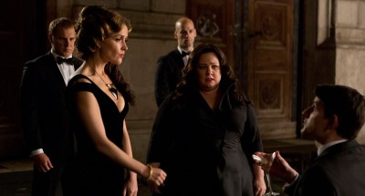 "Review of the the Melissa McCarthy movie, ""Spy."""