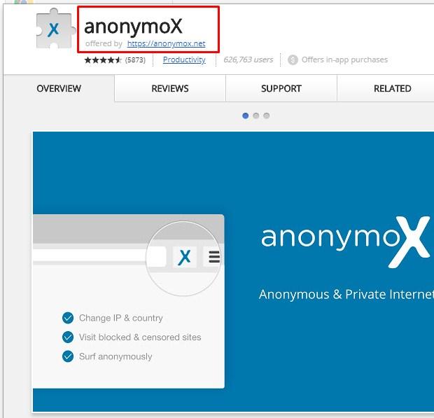 Cara Mengakses Website yang Diblokir Oleh ISP dan Operator Menggunakan AnonymoX 2019