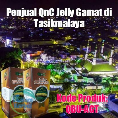 Penjual QnC Jelly Gamat di Tasikmalaya