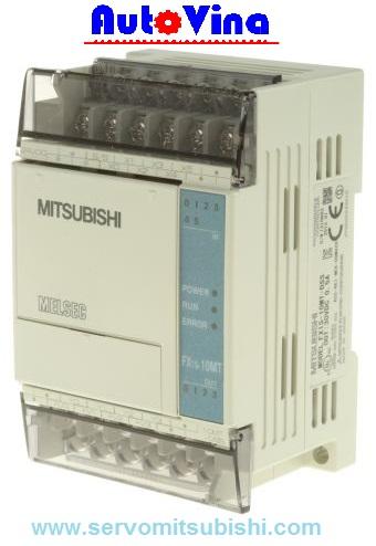 Đại lý bán PLC Mitsubishi Fx1S-10MT-DSS