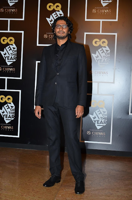 Abhishek Chaubey, Director of the Year at GQ Men of the Year Awards 2016