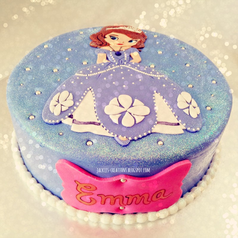 Jackie S Creations Happy 4th Birthday Emma