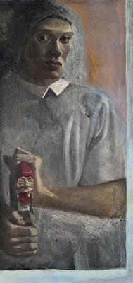 Portrait (1984-85), Sarah Raphael