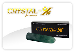 Jual Crystal X Asli Distributor NASA