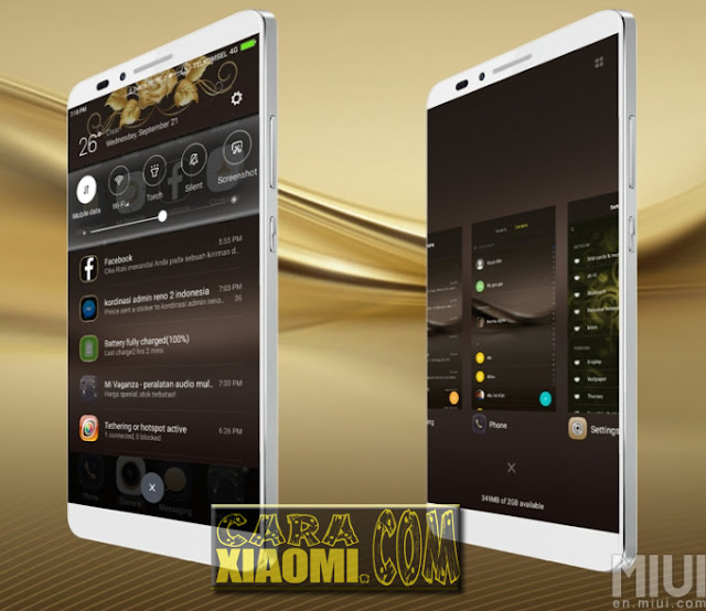 Exclusive MIUI Theme Lux (Huawei Honor Theme)