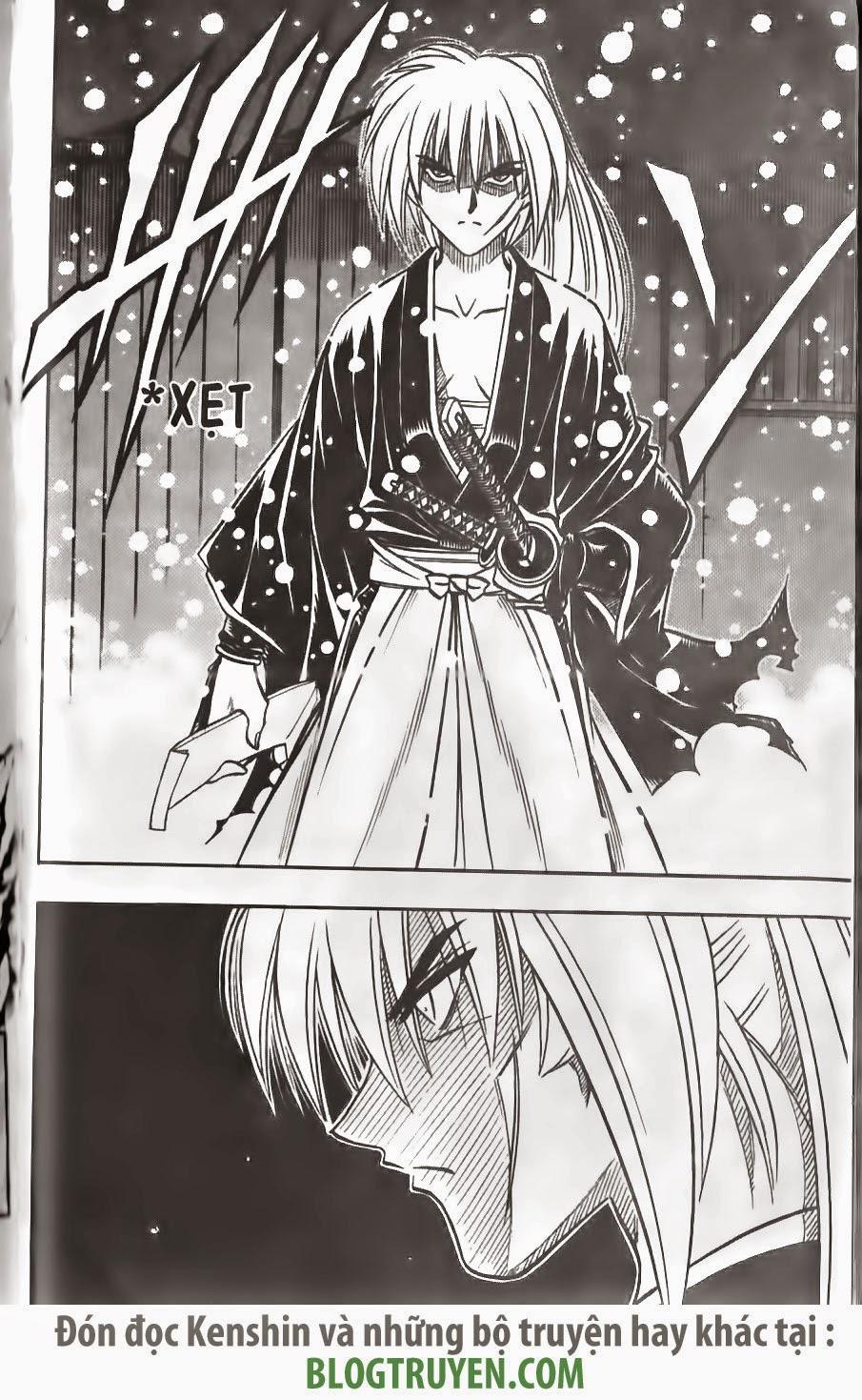 Rurouni Kenshin chap 175 trang 11