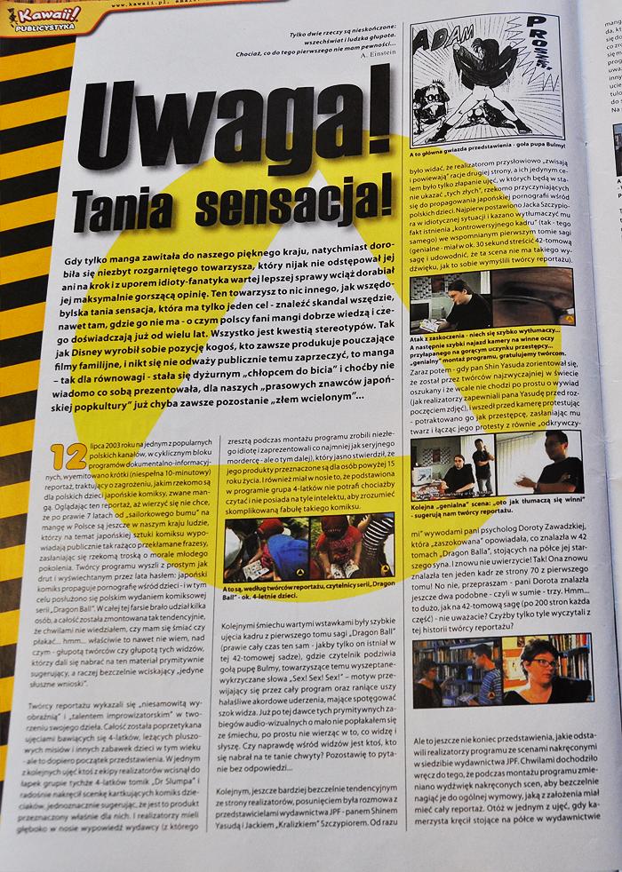 Kawaii – manga i anime czasopismo