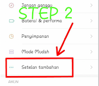 Cara Menghilangkah Notif Female For English Waiting Wifi di Xiaomi