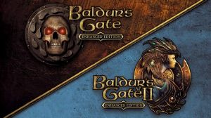 Baldurs Gate and Baldurs Gate 2 Enhanced Editions