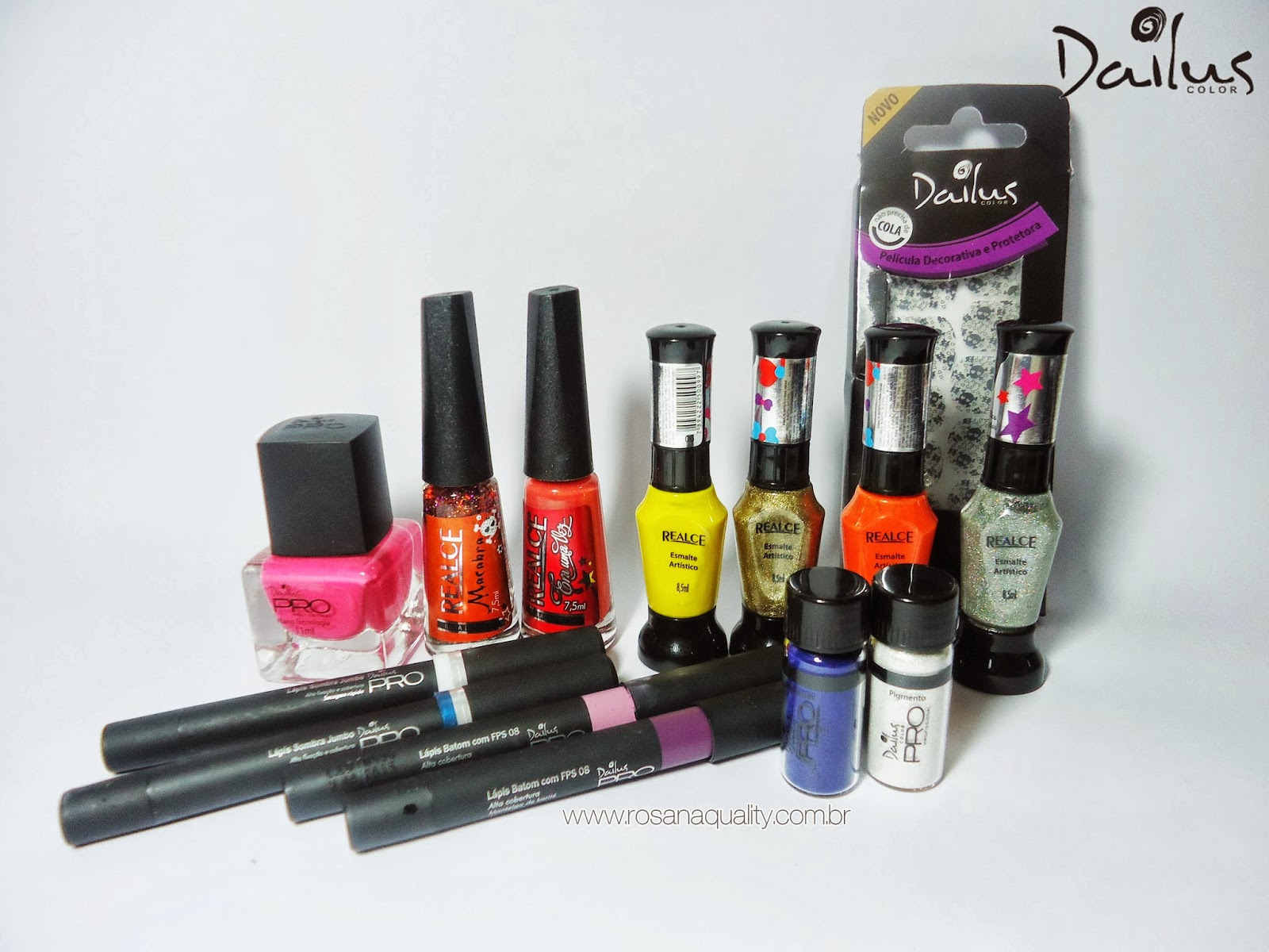 Presskit Dailus Beauty Fair 2013