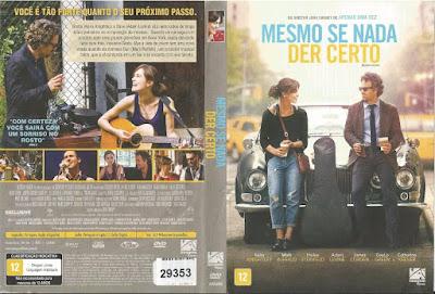 Filme Mesmo Se Nada Der Certo (Begin Again) DVD Capa