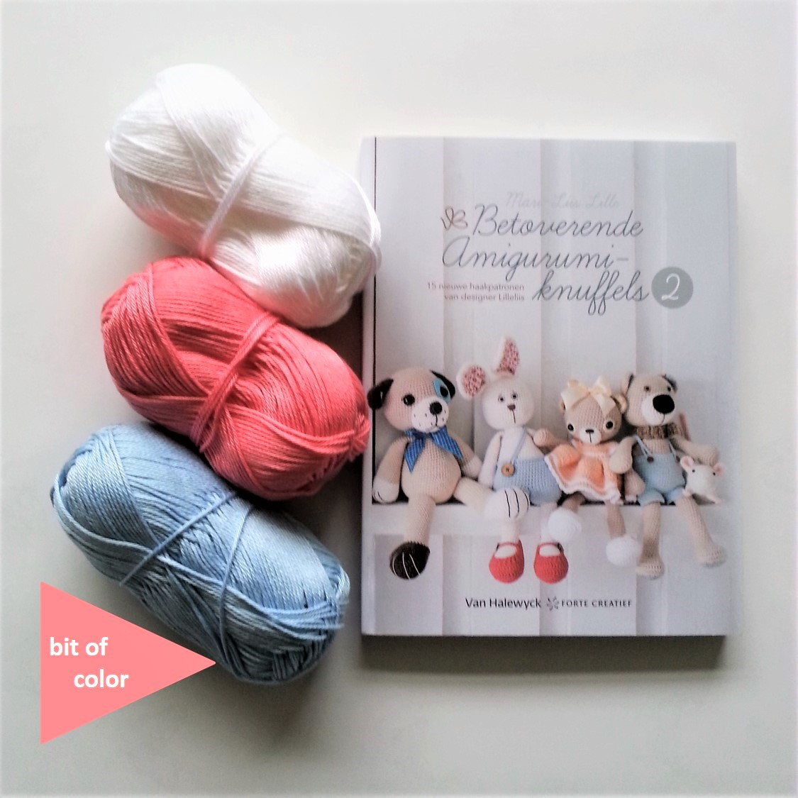 Christels knuffels 2 - Hobbydoos.nl | 1125x1125