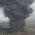 Nigerian Air Force destroys militant's illegal oil storage facility in Rivers state ...photo/video