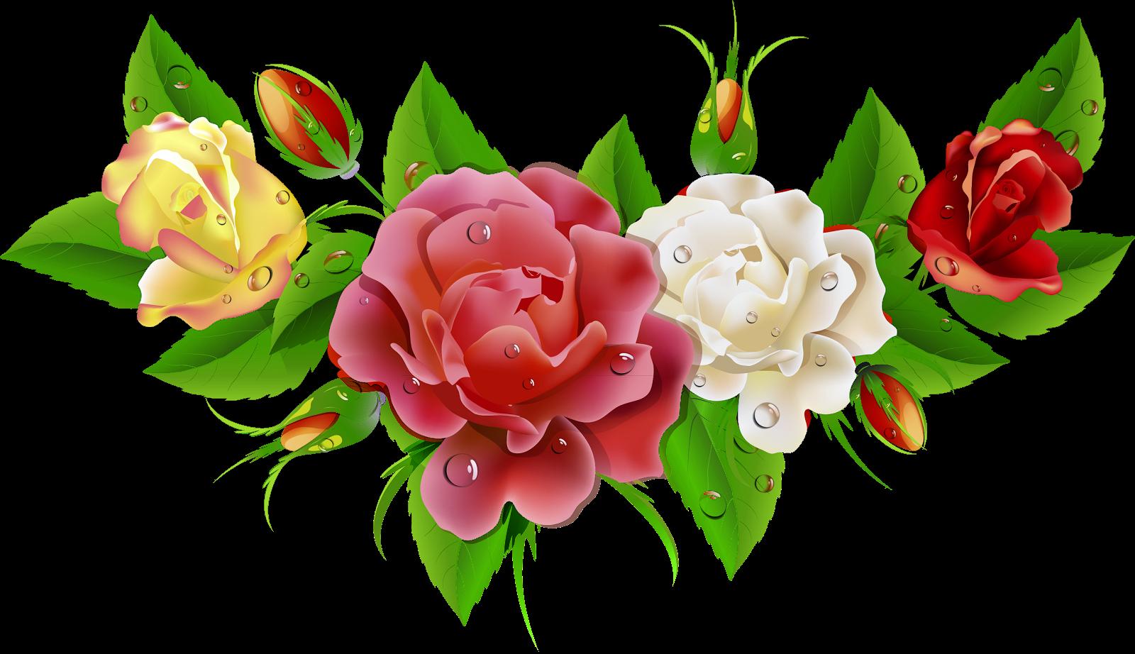 Gifs Y Fondos Galilea: Flores Esquinas Png