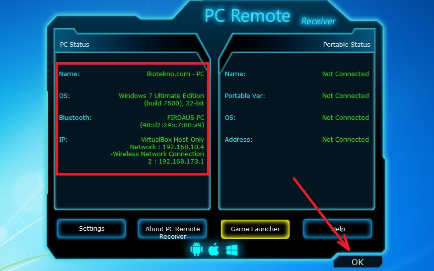 Selamat Datang!: Tutorial Menggunakan Monect PC Remote