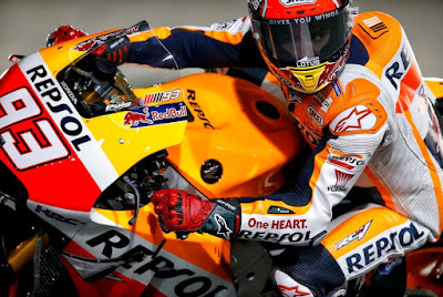 Marquez: Saya Kira Saya yang Jadi Pole Position