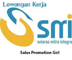 Lowongan Kerja Sales Promotion Girl PT Selaras Mitra Integra