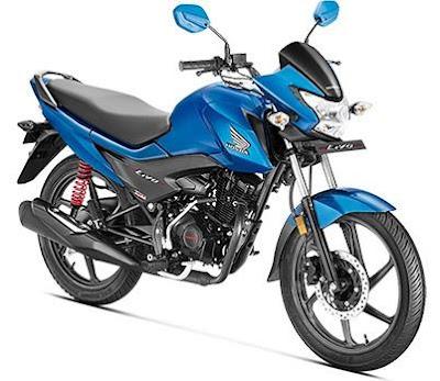 Honda Livo Athletic Blue Metallic picture