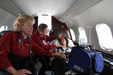 Duties of a flight nurse
