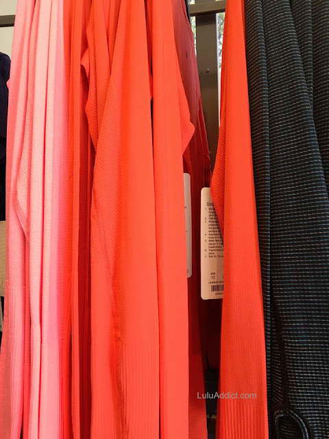 lululemon  vivid-flame-swiftly-ls