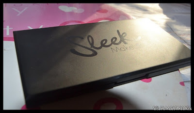 REVIEW PALETA SLEEK OH SO SPECIAL!