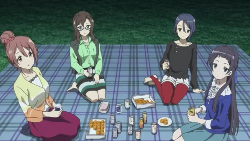Sakura Quest Episode 03 Subtitle Indonesia