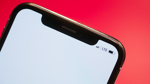 Why is it not possible for Samsung phones to come to Notch at the top of the screen as is the case with an iPhone