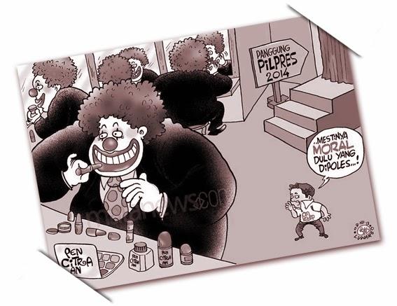 Badut-Badut Politik