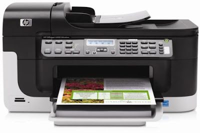 HP Officejet 6500 Driver Download and Setup
