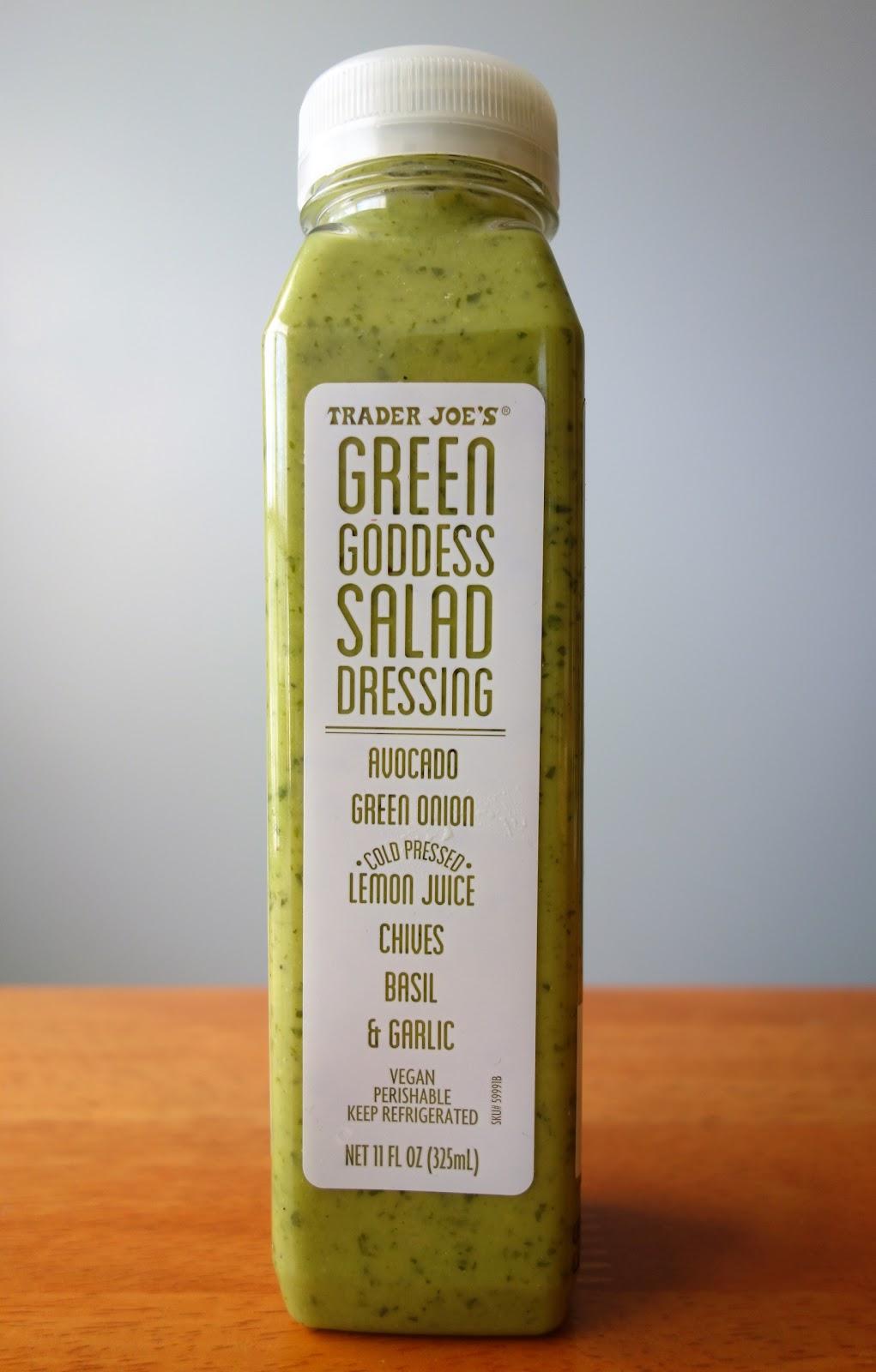 trader joe 39 s green goddess salad dressing. Black Bedroom Furniture Sets. Home Design Ideas