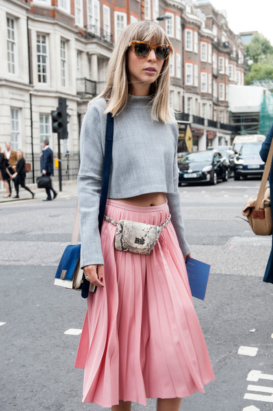 These Gorgeous Street Style Images