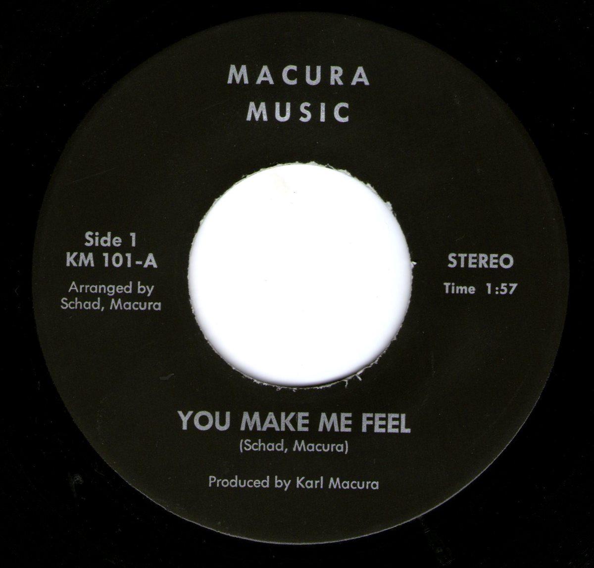 PUREPOP: Macura –You Make Me Feel